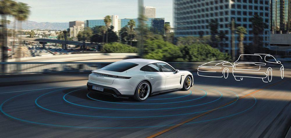 El vehículo del futuro tiene capacidad perceptiva