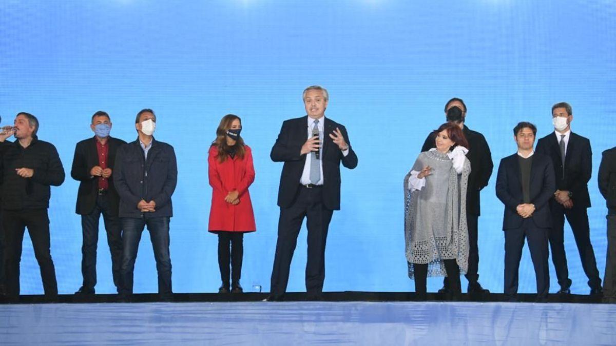 Alberto Fernández y Cristina Kirchner apuestan a plebiscitar la gestión de la pandemia. Del resultado de las PASO de este domingo