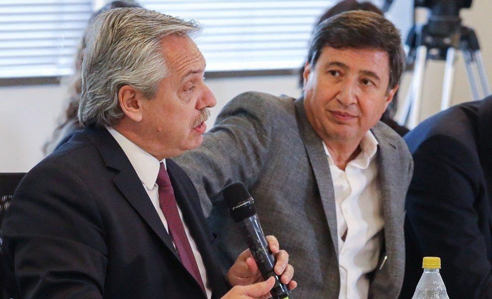 Alberto Fernández busca al reemplazante del ministro de Desarrollo Social