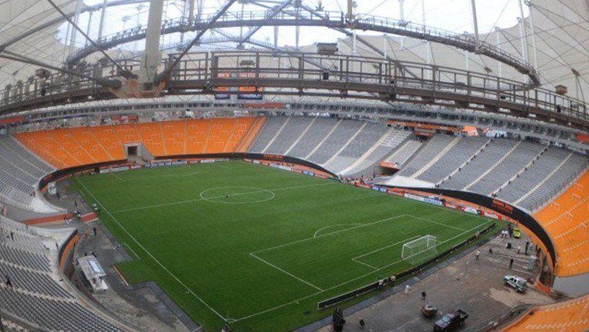 El Estadio Único de La Plata reabre sus puertas para el fútbol después de 261 días