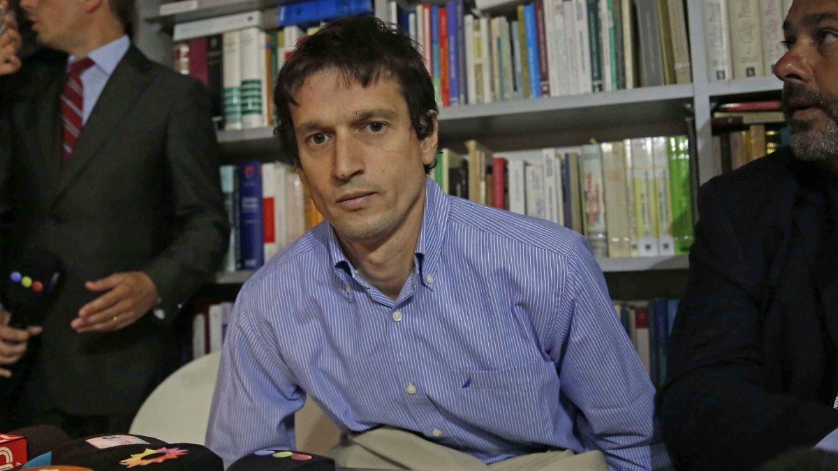 La Corte Suprema habilitó la apertura de los teléfonos y las computadoras de Diego Lagomarsino.