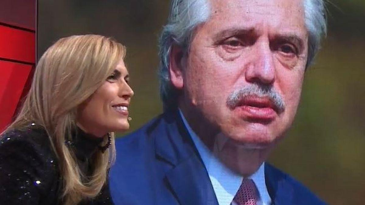 Viviana Canosa: El presidente está hasta las manos y lo sabe.