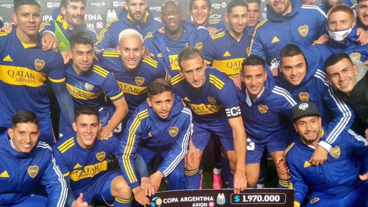Boca jugará el 22 de septiembre por Copa Argentina.