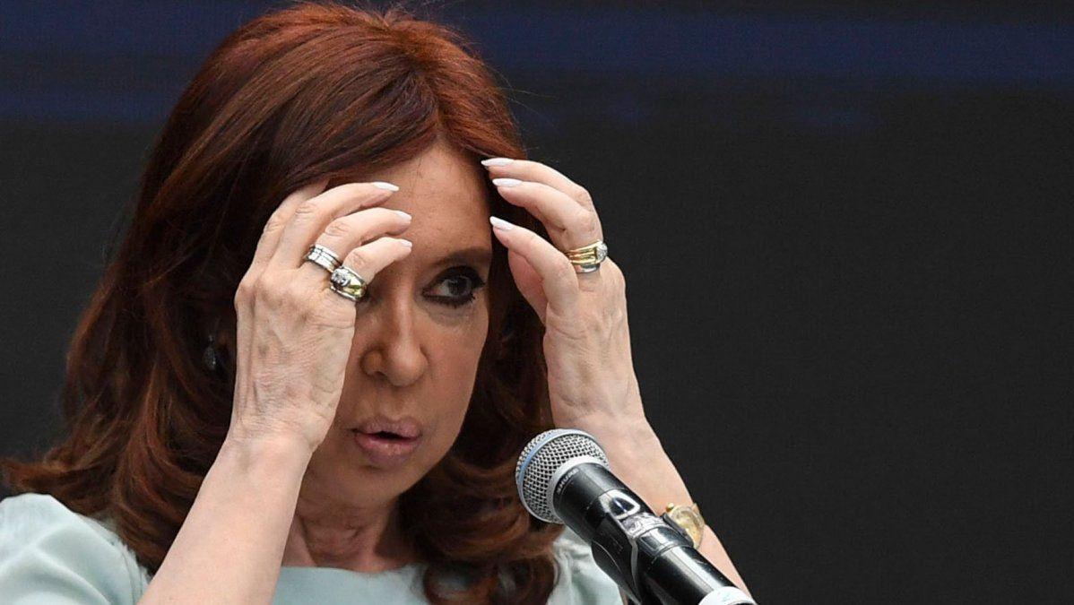 Ratificaron la falta de mérito para Cristina en la ruta del dinero K