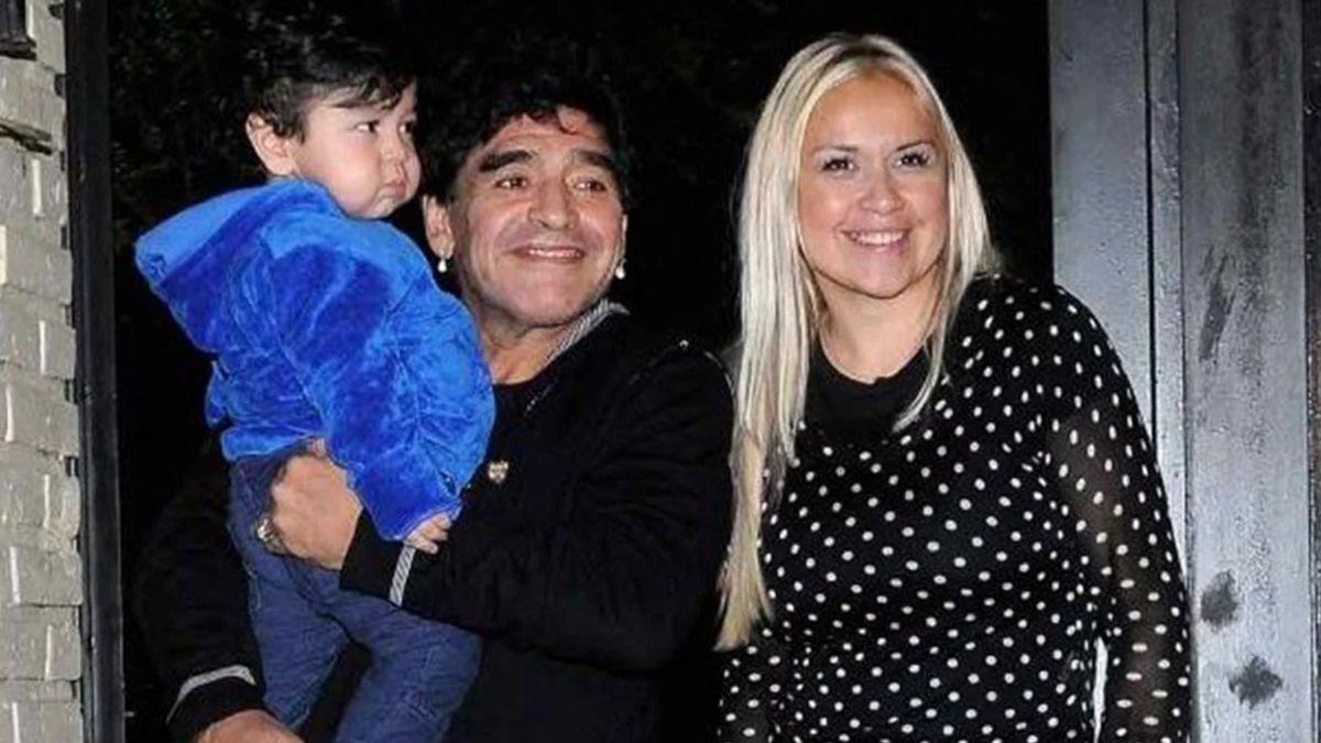 Verónica Ojeda sobre la creación del mausoleo de Diego Maradona: Todos los hijos están de acuerdo