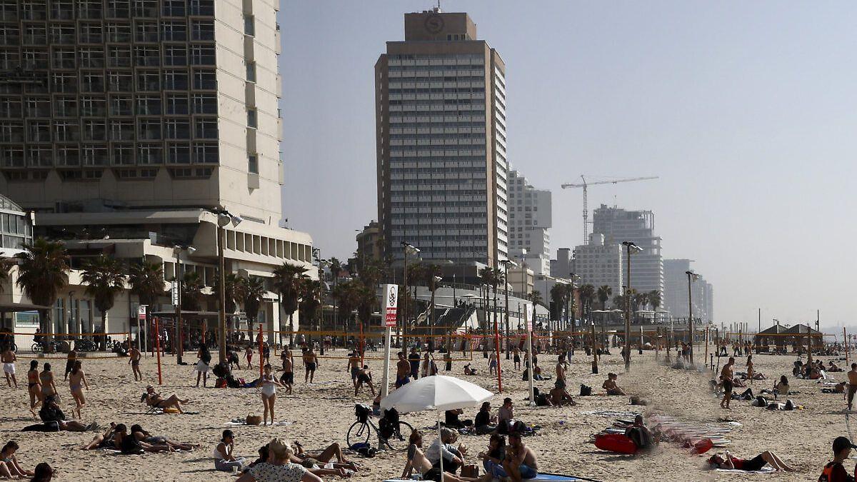 La variante Delta amenaza el verano bajo la nueva normalidad en Israel (Foto: Archivo)