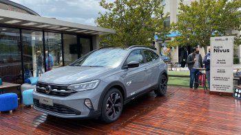 Volkswagen anuncia el inicio de lapreventa de Nivus, el revolucionario SUV Coupé