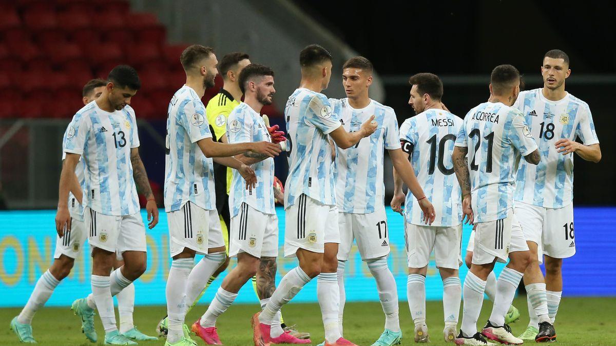 Argentina tiene chances de ganar la Copa América.