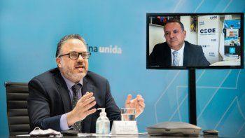 Kulfas firmó un acuerdo de cooperación con España