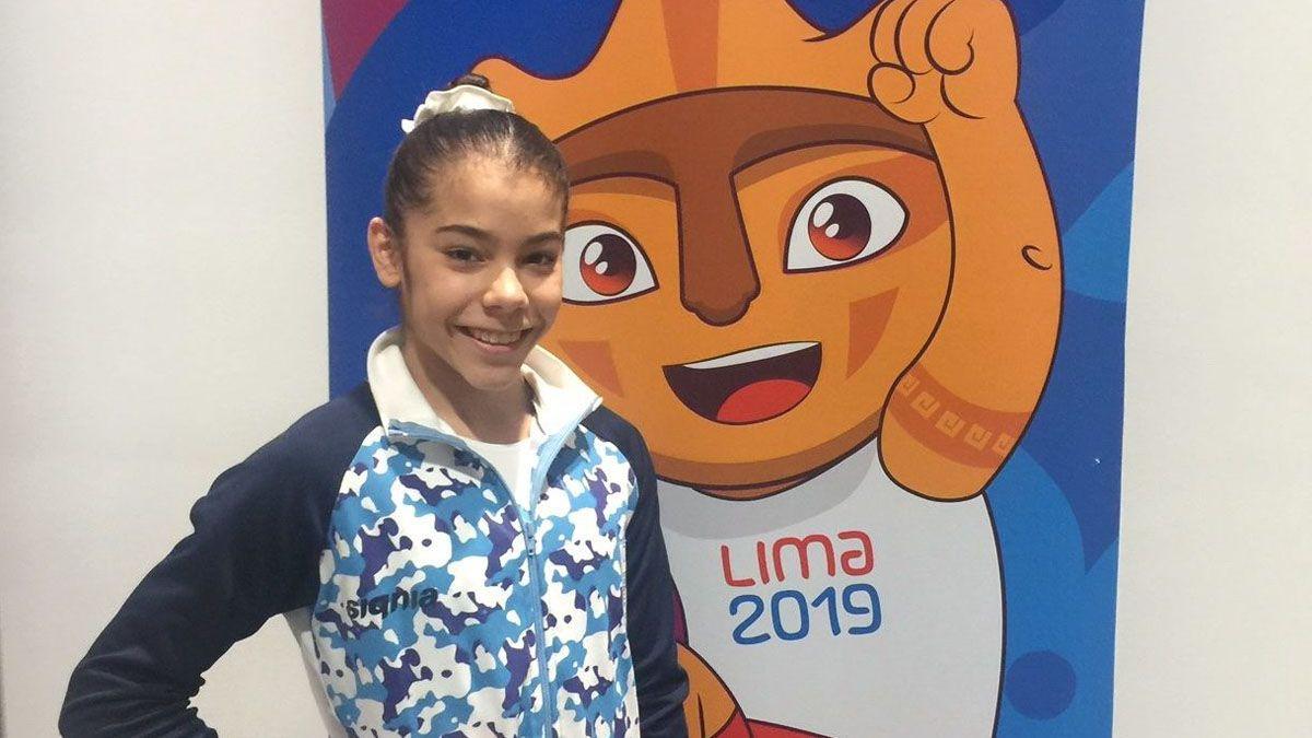 Abigail Magistrati estara en los Juegos Olímpicos de Tokio 2020.