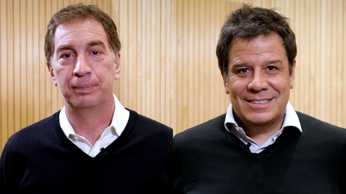 Negociaciones a contrarreloj entre Diego Santilli y Facundo Manes para hacer un búnker conjunto este domingo.