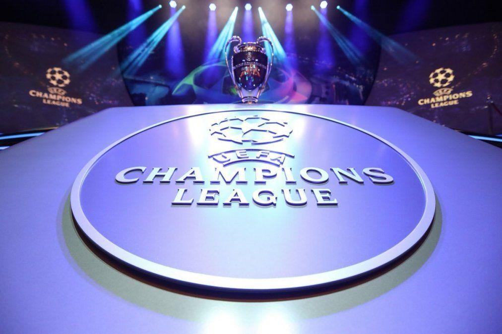 La Liga de España, la Champions y la UEFA suspendidas por el covid-19