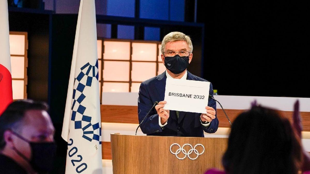 Brisbane organizará los Juegos Olímpicos de 2032 (Foto: AFP)