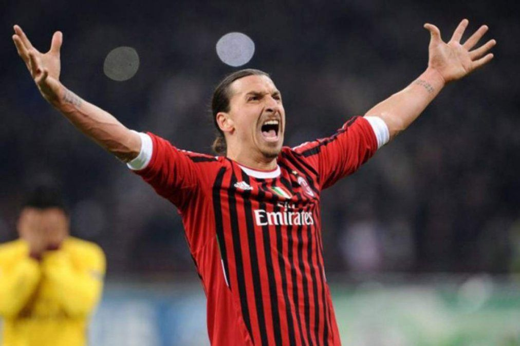 Zlatan Ibrahimovic se considera el mejor futbolista del mundo.