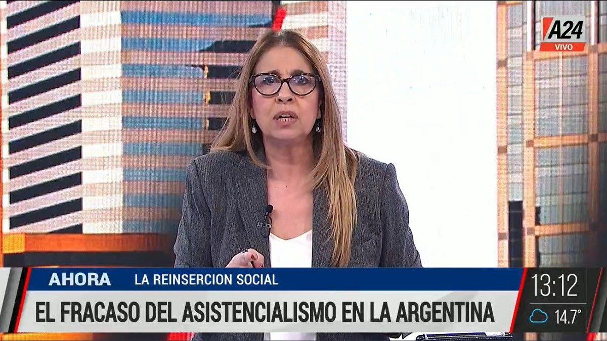 El fracaso del asistencialismo en Argentina.