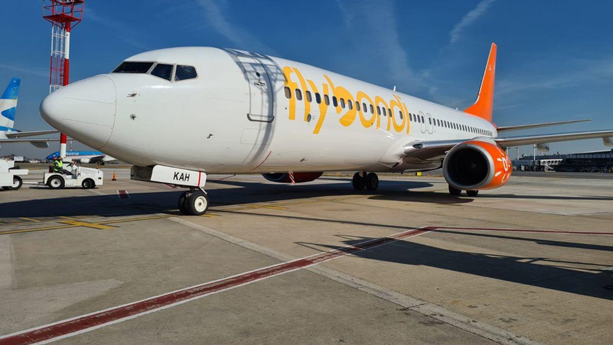 Flybondi: la low cost ya proyecta sumar un cuarto avión.