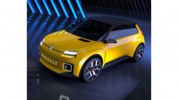 La revolución de Renault. El clásico modelo 5 regresará en versión eléctrica y lanzará 13 vehículos más antes del 2025