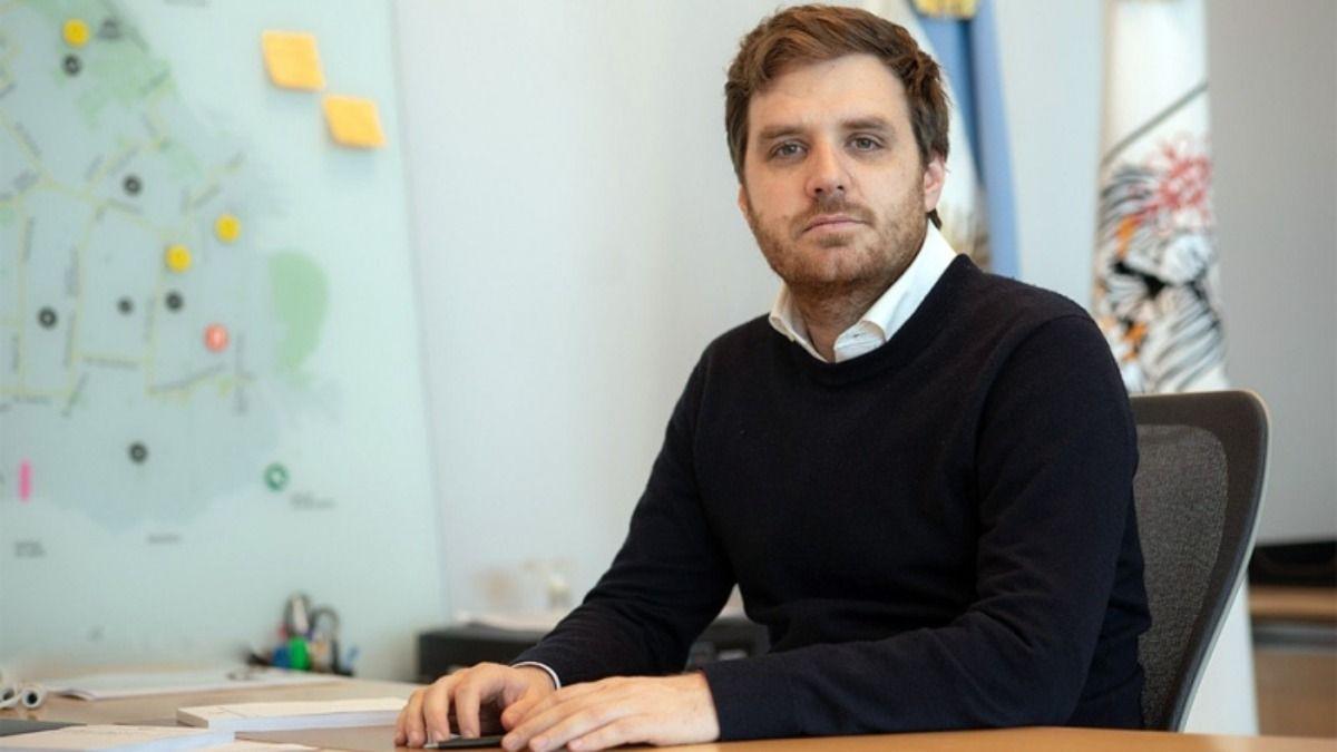 Emmanuel Ferrario encabezará la lista de legisladores de Juntos por el Cambio en la Ciudad.