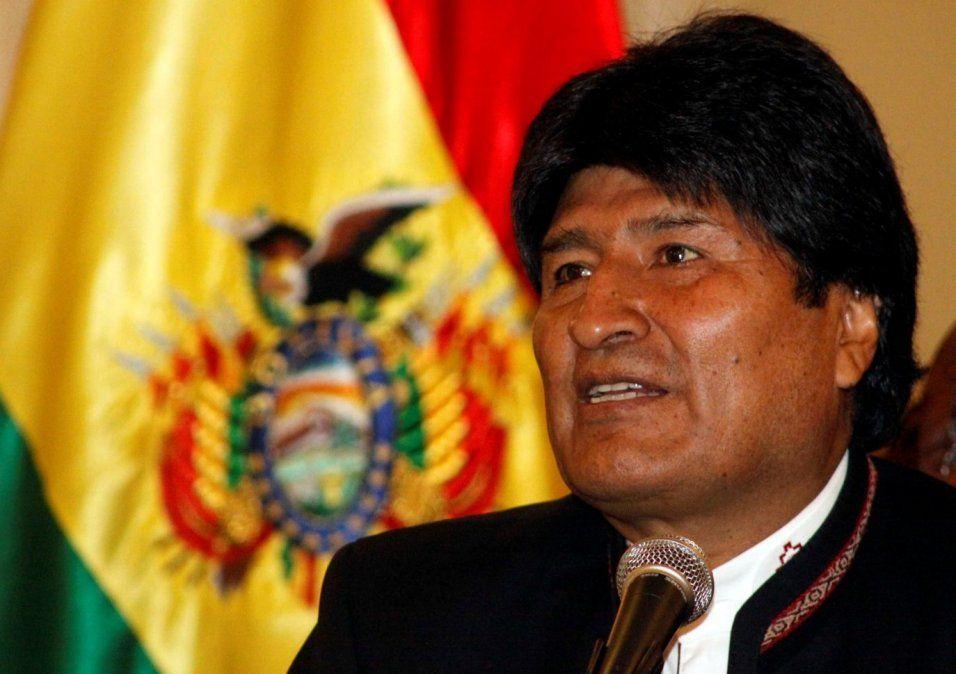 El Gobierno acusó al expresidente Mauricio Macri y a ex funcionarios de Cambiemos de enviar material bélico a Bolivia para apoyar el Golpe de Estado contra Evo Morales (Foto: AFP).
