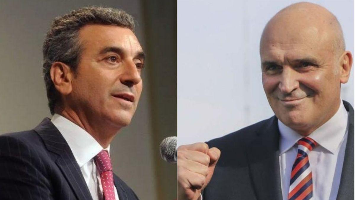 Randazzo y Espert se cruzaron en el Coloquio de IDEA: Bienvenido al sentido común