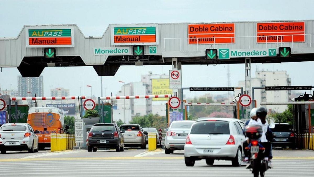 Aumentan cerca de un 10% los peajes de rutas nacionales y accesos a Buenos  Aires