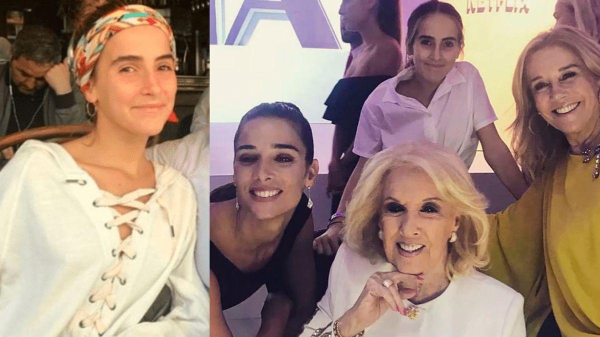 La hija de Juana Viale se va a vivir a Francia: el motivo