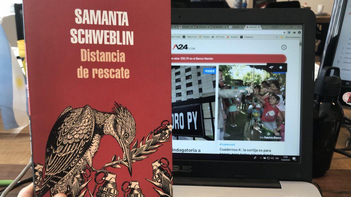 """Preguntas y disparadores sobre """"Distancia de rescate"""", de Samanta Schweblin"""
