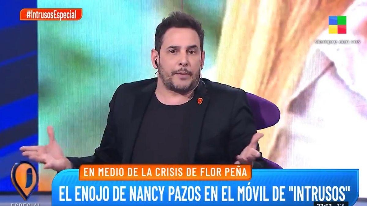 Rodrigo Lussich fuerte contra Nancy Pazos: Desde qué lugar vos...