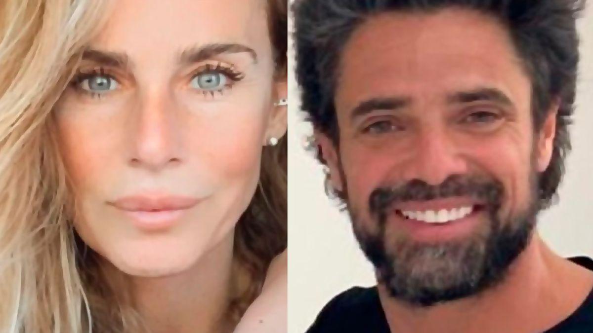 Sabrina Rojas sorprendió al hablar de su ex