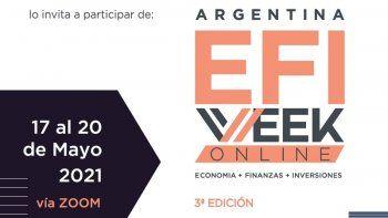 Llega EFI Week Online: Tercera edición