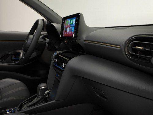 El nuevo Yaris Cross estrenará un nuevos sistema multimedia dentro de la gama Toyota