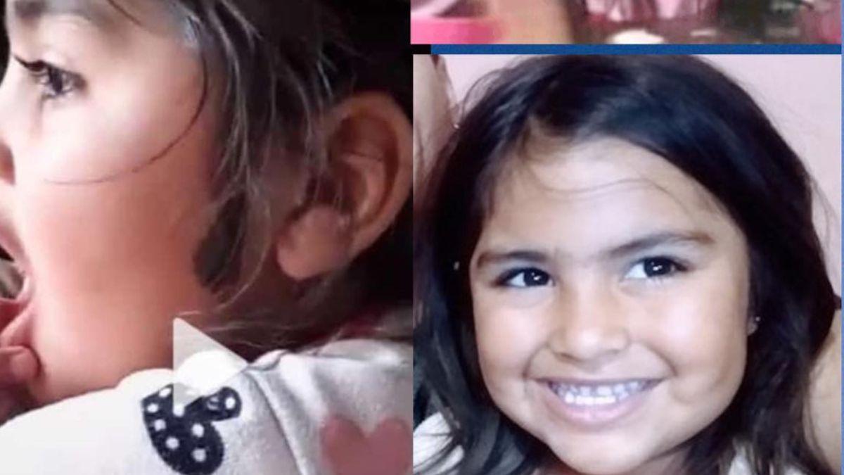 Guadalupe desapareció de la puerta de la casa de su tía el lunes pasado.