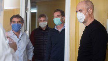 Comienza la cuarentena quirúrgica en la Ciudad: en qué consiste el plan anunciado por Rodríguez Larreta