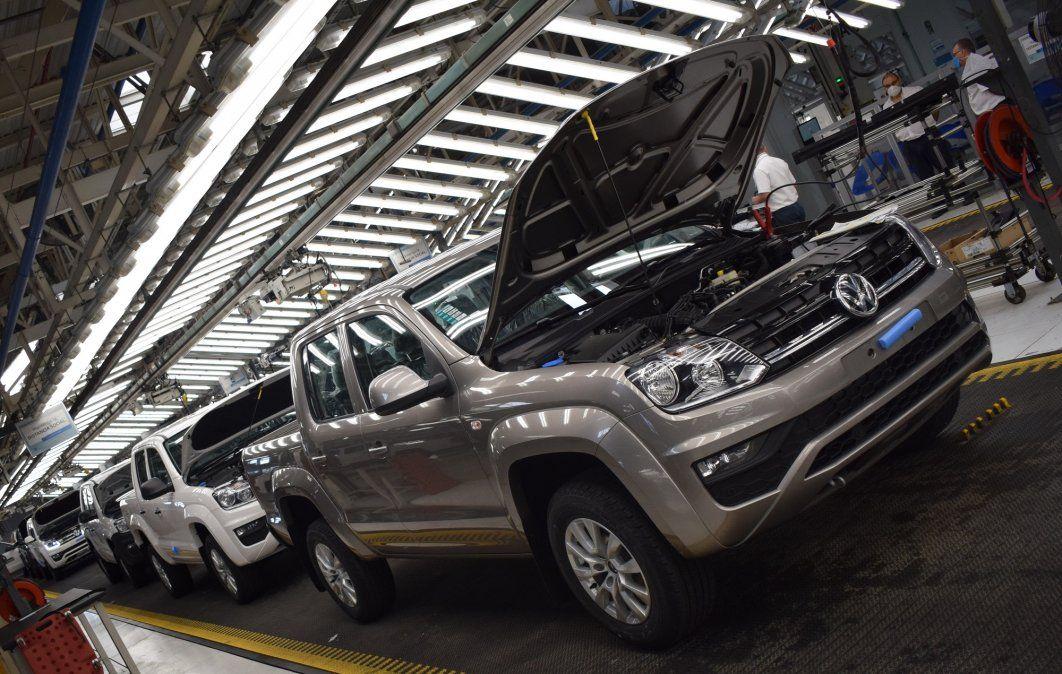 El Centro Industrial Pacheco es la única planta de Volkswagen a nivel global donde actualmente se produce la Amarok. Con más de 3.700 empleados