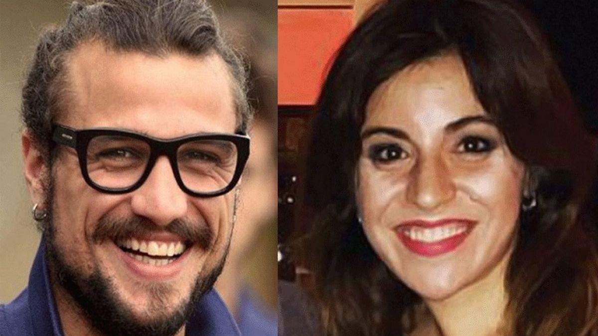 Gianinna y Osvaldo, la foto del romance