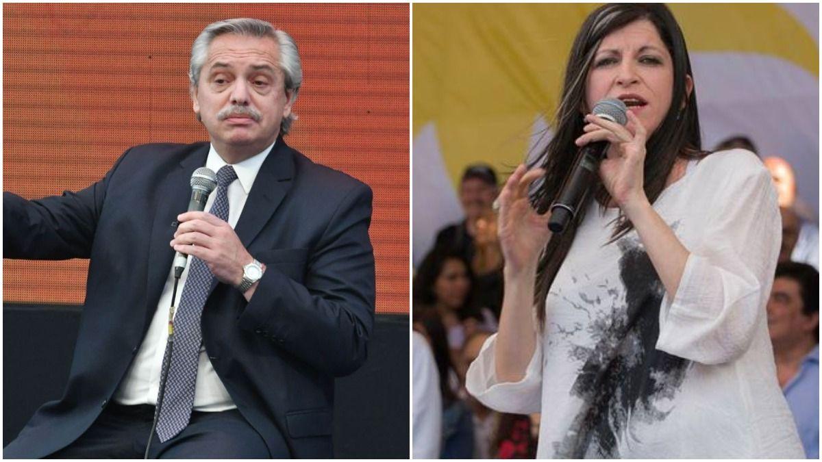 La diputada nacional Fernanda Vallejos utilizó la palabra mequetrefe