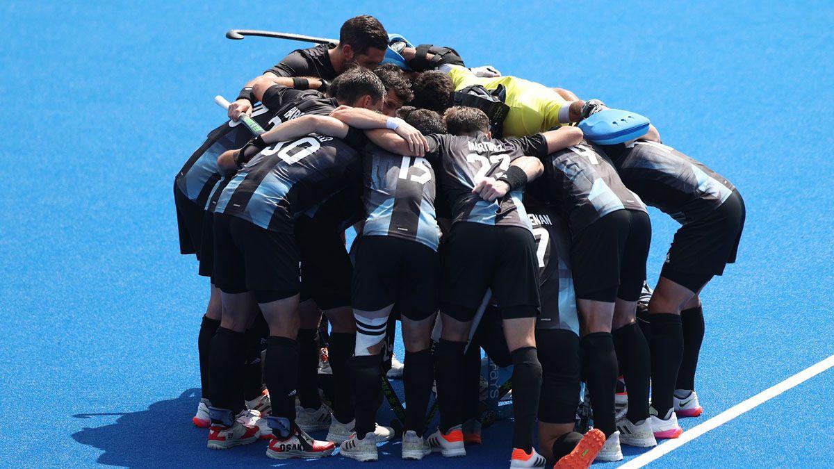 Los Leones perdieron ante Alemania y quedaron eliminados en los cuartos de final de los Juegos Olímpicos.