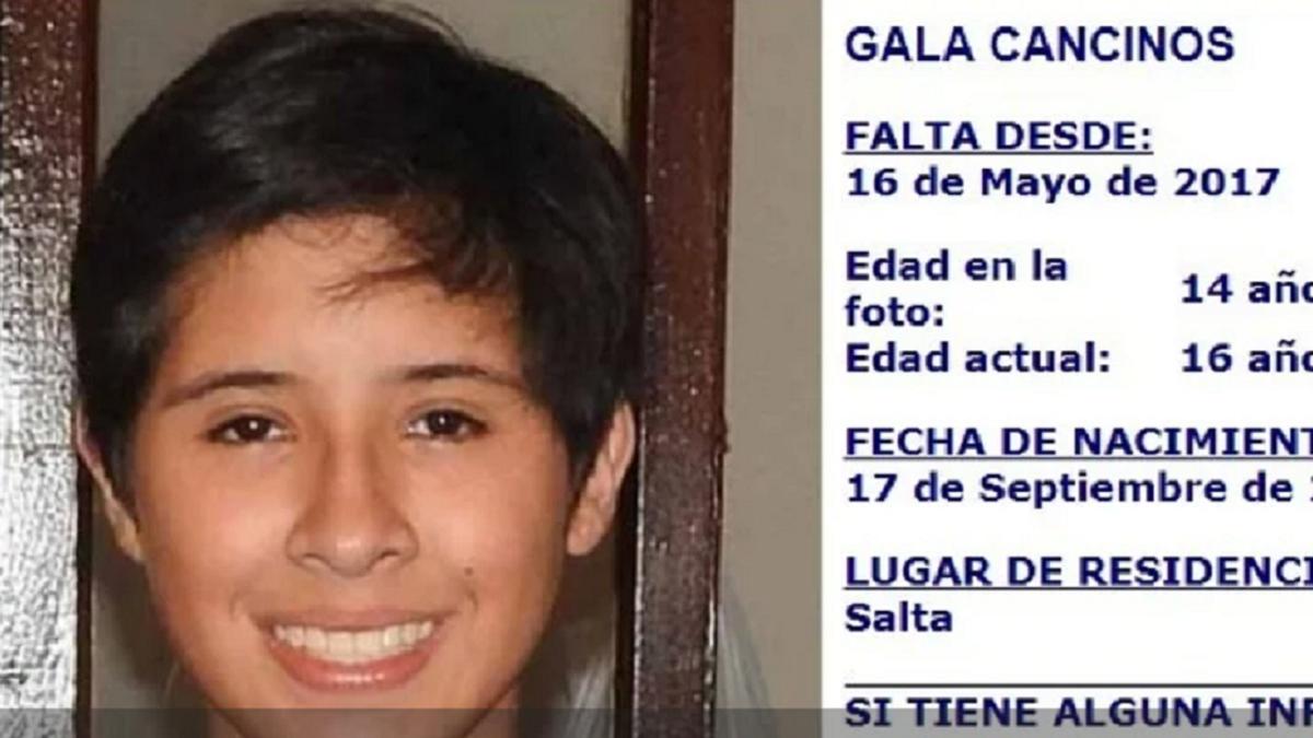 Santiago atravesaba su proceso de transición. En su documento figuraba el nombre Gala: aún no había hecho el cambio en el Registro Nacional de las Personas.