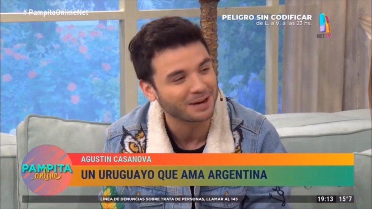 Agustín Casanova reveló qué pasó con Ángela Torres