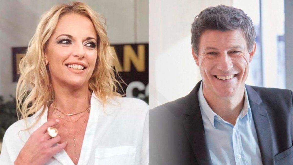 Se confirmó el romance entre Carina Zampini y Federico Seeber