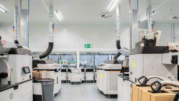 Ford y HP colaboran para utilizar desechos 3D en autopartes