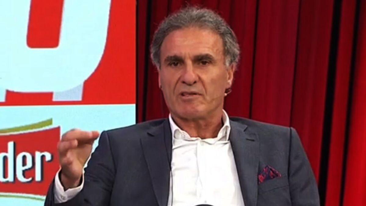Ruggeri habló sobre los Juegos Olímpicos y se volvió tendencia.