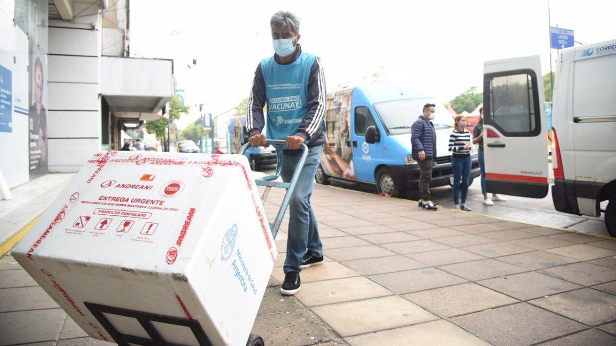 Provincia de Buenos Aires: comienza la vacunación libre para los mayores de 18 años