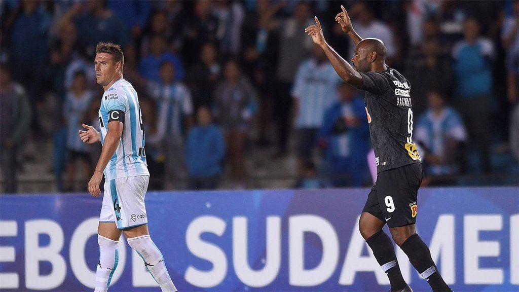 Copa Sudamericana: Racing quedó eliminado por penales contra el Corinthians y apunta a la Superliga