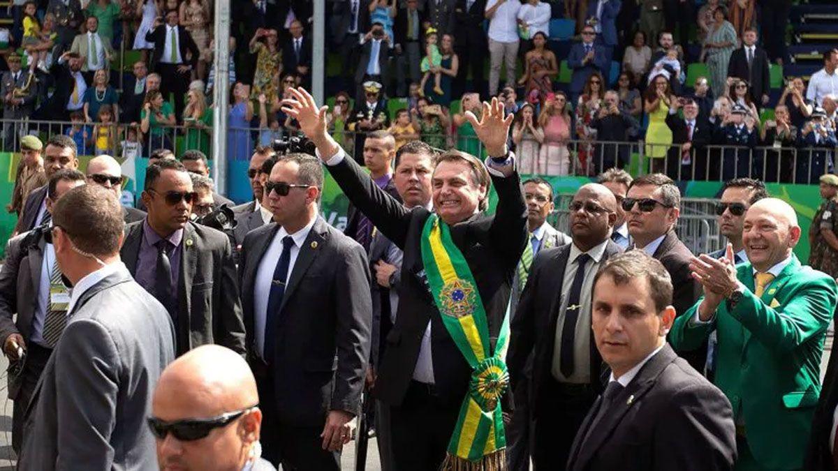 Crisis de poderes en Brasil