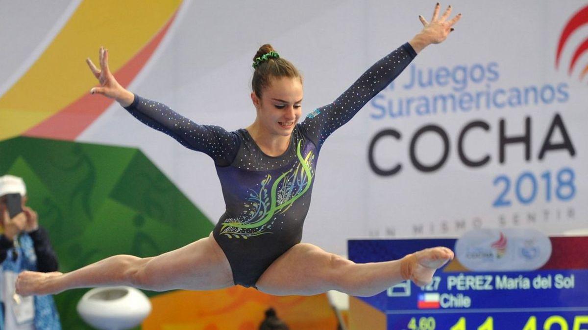 Martina Dominici se podría perder los Juegos Olímpicos por doping positivo.