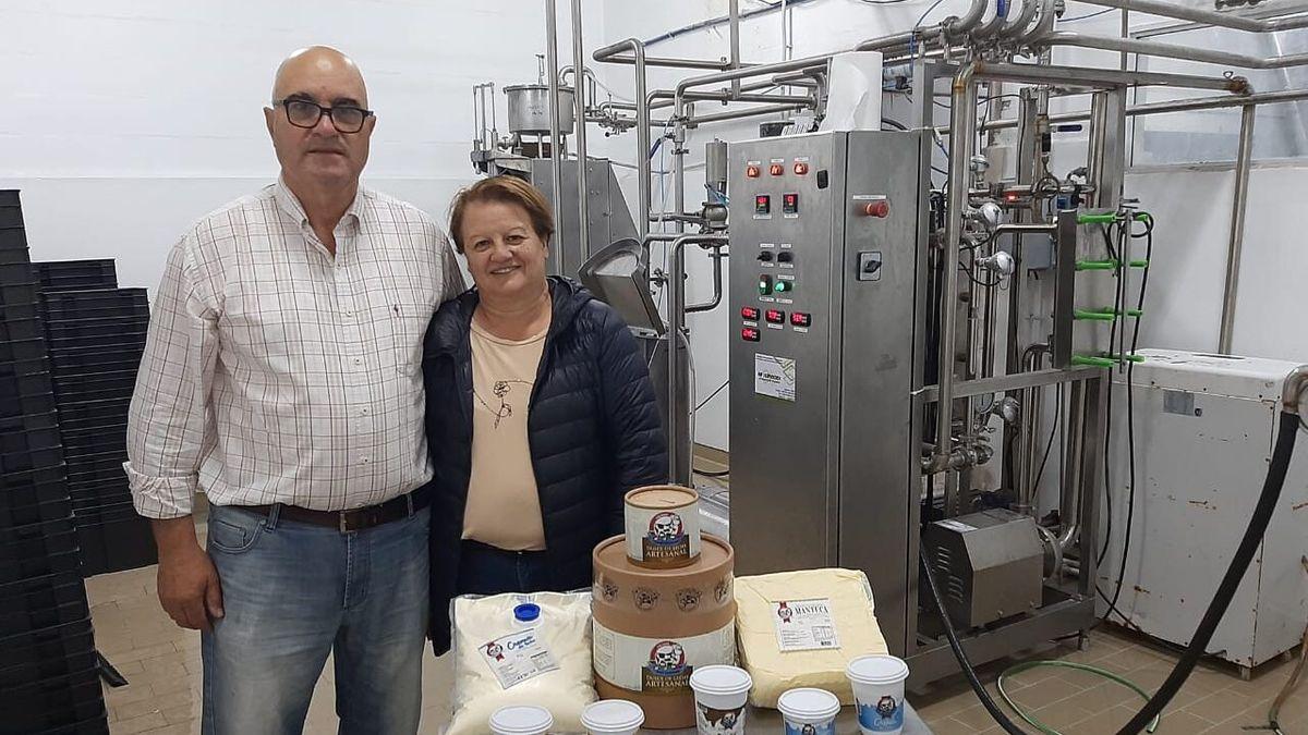 Alfredo Trucchia y Mireya Suárez