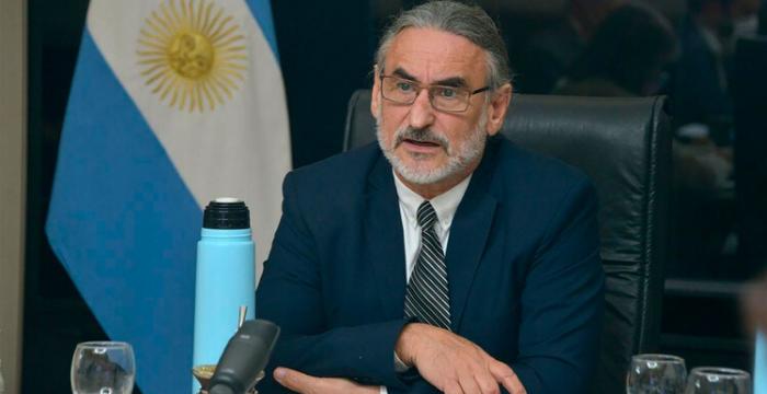 El Ministerio liderado por Luis Basterra organizó las exportaciones hacia Estados Unidos.