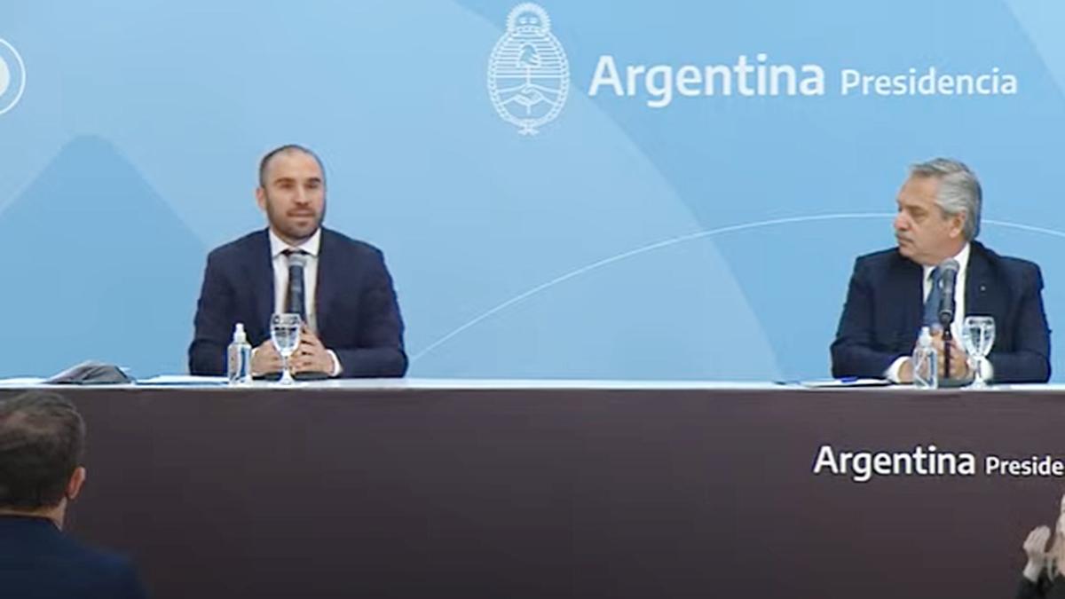 Alberto Fernández presentó el proyecto de Ley de Promoción de Inversiones