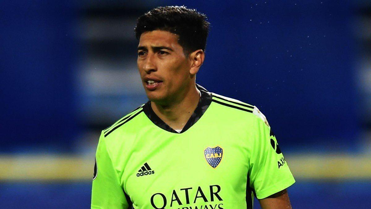 Esteban Andrada se va de Boca y continuará su carrera en Rayados de Monterrey.